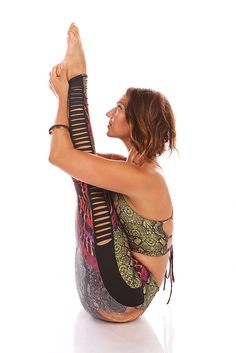 Celeste Legging - Pants + Leggings - Mika Yoga Wear - 1