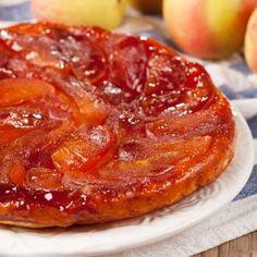 Самый вкусный классический французский пирог… Тарт татен с яблоками