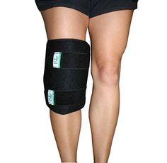 Medium Wrap Reusable Ice Pack for Injuries X Adjustable Straps Premium Quality Hot and Cold - Shoulder Knee Hip Elbow Leg Muscle Strains Sprains Tendinitis Bursitis Surgery Life & Limb Gel Ice Packs For Injuries, Reusable Ice Packs, Back Pain Symptoms, Middle Back Pain, Knee Wraps, Back Pain Remedies, Knee Pain Relief, Muscle Strain, Sprain