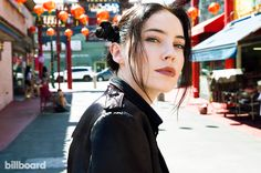 """With a big voice and some self-doubt, Bishop Briggs enters festival season: """"A huge part of me is in disbelief."""""""