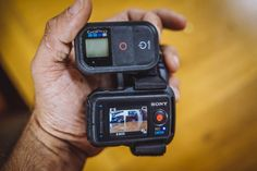 GoPro need a remote like the Sony one