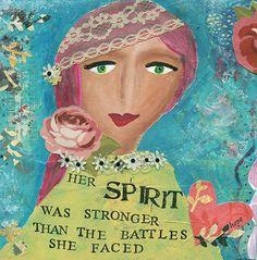 spirit by cherie bur