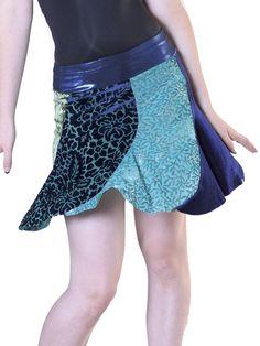 Jalie 3027 - Spiral Skirt PDF Pattern