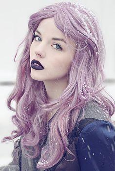 LILAC  #hair #beauty