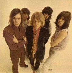 The Rolling Stones, circa 1968