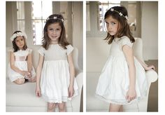 www.teresaleticia.com. Children's clothes. First Communion.