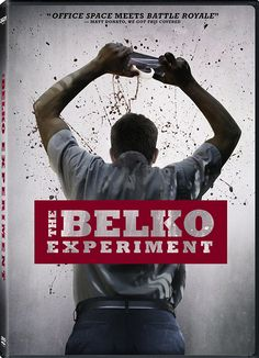 The Belko Experiment (2016) ... An ordinary day at the office becomes a horrific quest for survival when 80 employees at the Belko Corp. in Bogotá, Colombia, learn that they are pawns in a deadly game. Trapped inside their building, a voice (Gregg Henry) over an intercom tells the frightened staffers that two workers must be killed within 30 mins. When another ultimatum follows, friends become enemies and new alliances take shape, as only the strongest will remain alive at the end…