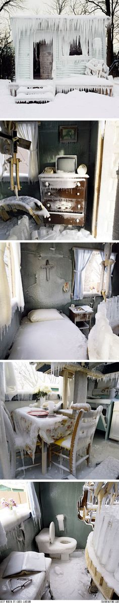 "@thatsridicarus ""Chris Larson, an artist in Minnesota, was inspired to make this ice house after he experienced an ice storm firsthand while tr…"" http://kara.bo.lt/fox_in_the_pine_deep_north omg lol https://heello.com/Suzimiya_Haruhi/7740279"