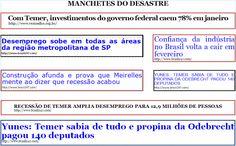 """Além d'Arena: Tributo aos idiotas do """"Fora Dilma!"""" - XXIV"""