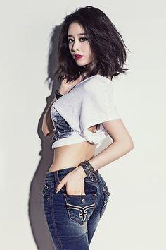 South Korean Beauties -My Top 140- list