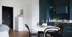 Compact living Mysig etta på Skånegatan 79 - Roomly.se