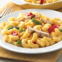 ... your kids a little something extra with the Mac Daddy Fajita Casserole