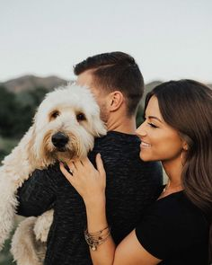 Most dog owners would agree that you don't need a reason to cuddle your dog more often — if anything, a dog's stare and nuzzle is enough to melt any pooch lover Family Pet Photography, Couple Photography Poses, Animal Photography, Photos With Dog, Dog Pictures, School Pictures, Family Pictures, Photo Animaliere, Couple Photoshoot Poses