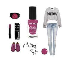 MELTING POT & CHARMING Particular Pink... SHOP ONLINE MI-NY www.minyshop.com #nails #naillacquer #nailpolish #pink #fashion #style #outfit #miny #minycosmetics #glam