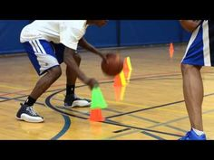 Really good basketball workout with some basic skills work that can be done by players at all levels. All you really need for this workout is a few cones and some attention to detail. If anyone pre… Basketball Tricks, Basketball Plays, Basketball Is Life, Basketball Workouts, Basketball Skills, Basketball Coach, Basketball Academy, Basketball Stuff, Basketball Shooting