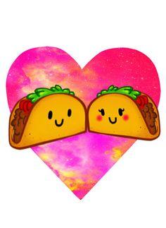 Seafood tacos = love!