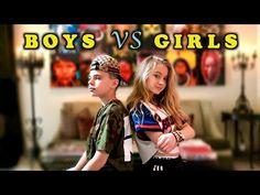 God's Plan - Boys Vs Girls - Drake   Christian Lalama - YouTube God's Plan, How To Plan, Boys Vs Girls, All About Music, Drake, Christian, Songs, Youtube, Guys Vs Girls