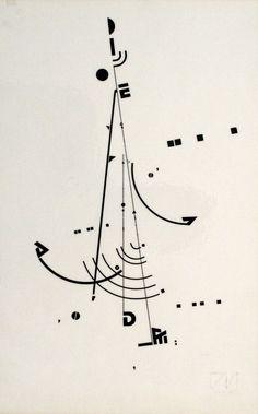 Giovanna SANDRI, Vibrazioni-suono, 1985