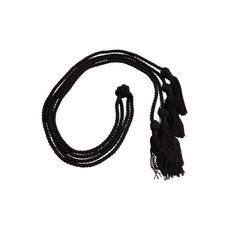 Double Graduation Cords - Cords and Stoles Dark Brown