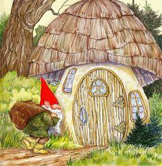 Coming gnome.