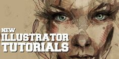 17 New Vector Design & Illustrator Tutorials