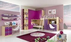 Camera per bambini perfetta per un tifoso della Fiorentina ;-)