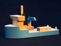 Supply Vessel. Design Ole Søndergaard