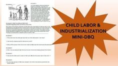 Industrial Revolution Lesson Plans | Pinning Teacher's ...