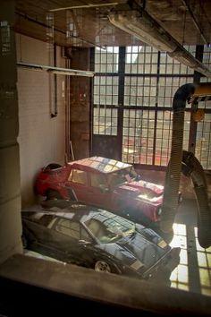 Beautiful Cars/Garage/Atmosphere