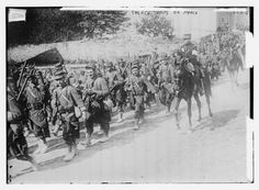 """July 28, 1914: Austria-Hungary Declares War on Serbia, Starts WWI  On this day in 1914, Emperor Franz Joseph of Austria-Hungary declared war on Serbia in response to the assassination of Archduke Franz Ferdinand, heir to the throne of the Austro-Hungarian Empire. The """"domino effect"""" of alliance obligations that ensued effectively started World War I."""