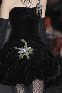 Anna Sui at New York Fashion Week Fall 2009 - Livingly
