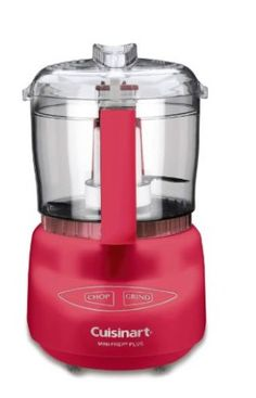 Amazon.com: Cuisinart DLC-2ABC Mini-Prep Plus Food Processor, Brushed Chrome: Home & Kitchen