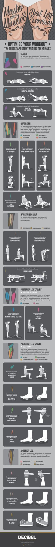 "If you feel self-conscious about having really skinny legs, you need to do some training to bulk them up. This infographic features 19 exercises you can do to take your legs up a few sizes. A Skinny Person's Guide to Gaining Weight A Skinny Person's Guide to Gaining Weight A Skinny Person's Guide to Gaining Weight If you're a self-described ""skinny"" person trying to put on weight, you probably… Read more Read more…"