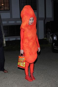 Katy Perry's costume is brilliant.