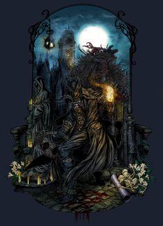 Bloodborne - The Hunt by EllipticLeaf on DeviantArt
