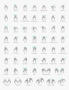 These free vector icon sets are very handy for any graphic and web designer they can easily update all their projects icons to these fabulous icon sets as t Web Design, Icon Design, Graphic Design, Flat Design, Icons Web, Vector Icons, Hands Icon, Ios Icon, Phone Icon