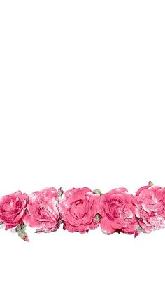 Watercolour roses ★ Download more floral iPhone Wallpapers at @prettywallpaper
