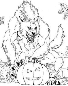 35 Best werewolves images | Werewolf, Werewolves, Chibi
