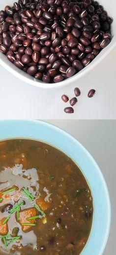 Znáte fazolky adzuki? - DIETA.CZ Beans, Favorite Recipes, Vegetables, Food, Diet, Essen, Vegetable Recipes, Meals, Yemek