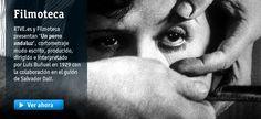 Web de la Filmoteca Española y rtve.es