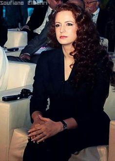 Lalla Salma  Bennani Adele, Lalla Salma, Proper Attire, Royal Prince, French Girls, Michelle Obama, Royalty, Beautiful Women, Hairstyle