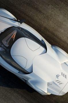 nonconcept:  Citroen GT concept car.