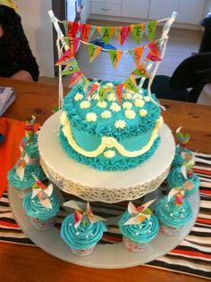 Old fashioned celebration cakes