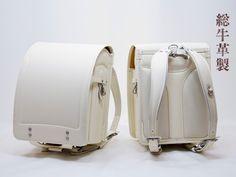 特別限定製作カラーランドセル ホワイト