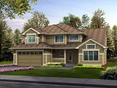 Traditional House Plan 87506 Elevation