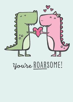 Marvelous Drawing Animals In The Zoo Ideas. Inconceivable Drawing Animals In The Zoo Ideas. Dinosaur Puns, Cute Dinosaur, Dinosaur Quotes, Kawaii Drawings, Cute Drawings, Valentine Drawing, Valentine Quote, Dinosaur Valentines, T Rex Humor