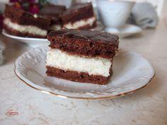 Cynamonowe szczescie: Błyskawiczne ciasto kokosowo czekoladowe Tiramisu, Cupcakes, Cooking, Sweet, Ethnic Recipes, Desserts, Food, Kitchen, Candy