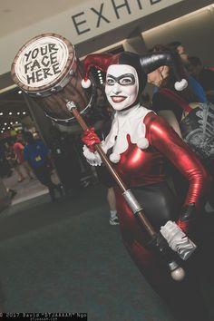 Harley Quinn (Batman DC) | SDCC 2017 Photo by DTJAAAAM