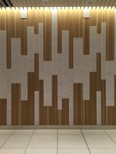 Interior design Archives - The Architects Diary Wall Panel Design, Wall Decor Design, Ceiling Design, Interior Walls, Interior Design, Room Partition Designs, Stair Walls, Wall Cladding, Wall Patterns