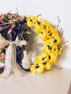 Wreaths, Fall, Handmade, Home Decor, Autumn, Homemade Home Decor, Hand Made, Door Wreaths, Craft